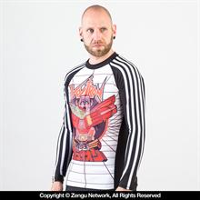 Fusion Fightgear Voltron Rash Guard